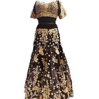 Women's Silk Partywear lehenga choli