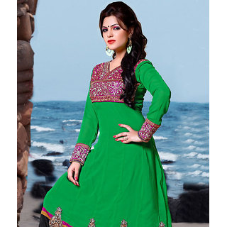 ADAH Unstitched Suit with Dupatta and Inner