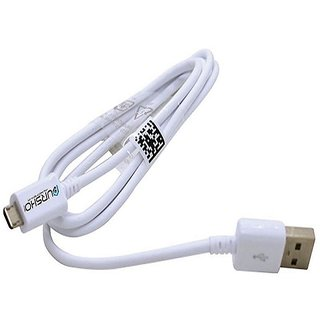Preum Quality cro USB V8 to USB 2.0 Data Sync Transfer Charging Cable for cromax Canvas Hue