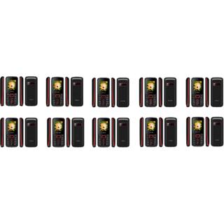 Combo Of 10 IKall K88 (Dual Sim, FM Bluetooth) (No Earp