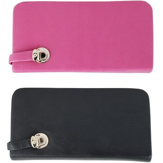 Urban Gypsys' Quirky Ladies Wallets- Pack of 2 UGLCCOMBO19