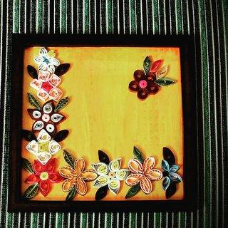 Handmade Quilling Paper Frame