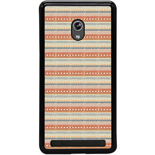 ifasho Animated Pattern colrful tribal design Back Case Cover for Asus Zenfone 6
