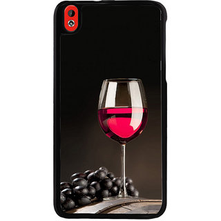 ifasho Wine at Dine Back Case Cover for HTC Desire 816