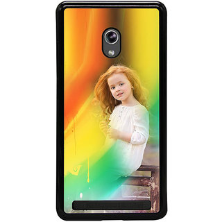 ifasho Girl playing Back Case Cover for Asus Zenfone 6