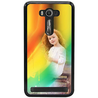 ifasho Girl playing Back Case Cover for Asus Zenfone Selfie