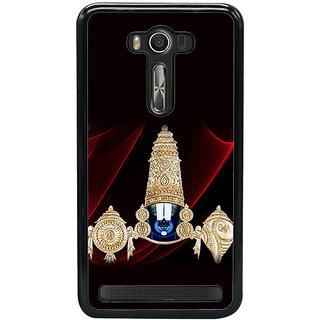ifasho Lord Balaji Back Case Cover for Asus Zenfone2 Laser ZE 500KL