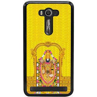 ifasho Tirupati Balaji Back Case Cover for Asus Zenfone2 Laser ZE 550KL
