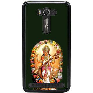 ifasho Goddess Saraswati  Back Case Cover for Asus Zenfone2 Laser ZE 550KL