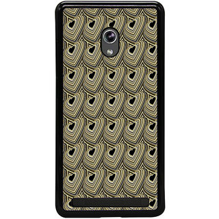 ifasho Modern Art Design Pattern with Lot Of small heart Back Case Cover for Asus Zenfone 6