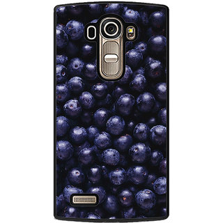 ifasho grapes pattern Back Case Cover for LG G4