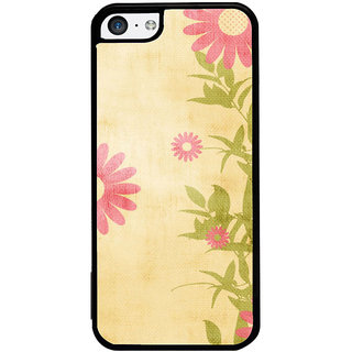 ifasho Animated Pattern colrful traditional design cloth pattern Back Case Cover for Apple iPhone 5C