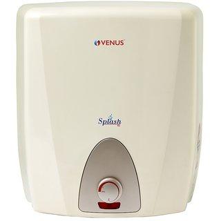 Venus Water Heater 10L Splash Geyser Honey Gold