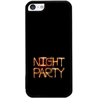 ifasho Night party Back Case Cover for Apple iPhone 5C