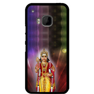 ifasho Lord Ayappa Back Case Cover for HTC One M9