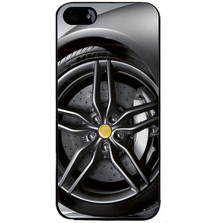 ifasho Love Car Back Case Cover for Apple iPhone 5