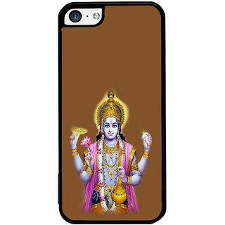 ifasho Lord Vishnu Back Case Cover for Apple iPhone 5C