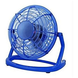 Jumbo 360 Degrees Adjustable USB Fan PC Laptop