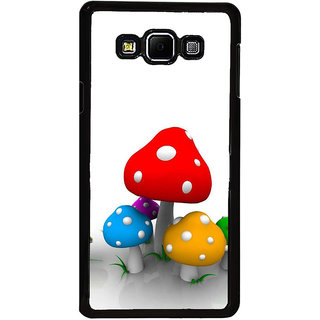 ifasho Mushrooms cartoon Back Case Cover for Samsung Galaxy A8