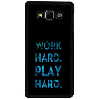 ifasho Carry On Quote Back Case Cover for Samsung Galaxy A8