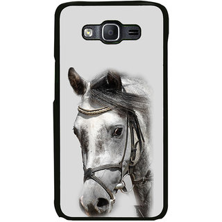 ifasho Designed Painting Horse Back Case Cover for Samsung Galaxy E7