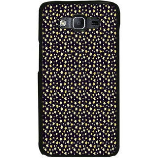 ifasho Animated Pattern colourful littel stars Back Case Cover for Samsung Galaxy E5