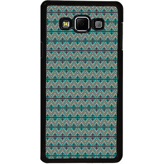 ifasho Animated Pattern colrful tribal design Back Case Cover for Samsung Galaxy A8