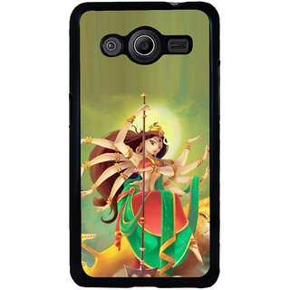 ifasho Godess Durga Back Case Cover for Samsung Galaxy Core 2 G355H