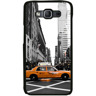 ifasho Car In newyork City taxi Back Case Cover for Samsung Galaxy E7