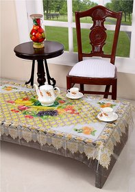 Home Luxurious Attractive Table Cover (Size 40 x 60 inch)