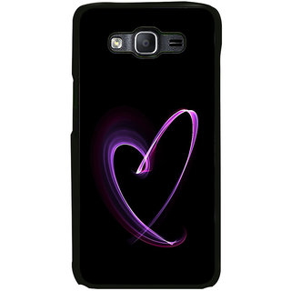 ifasho Modern Art Design heart animated Back Case Cover for Samsung Galaxy E5