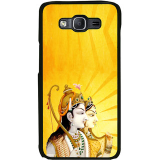 ifasho Lord Rama and sita Back Case Cover for Samsung Galaxy E5
