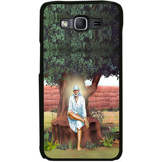 ifasho Shirdi wale Sai Baba Back Case Cover for Samsung Galaxy E5