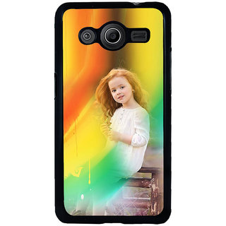 ifasho Girl playing Back Case Cover for Samsung Galaxy Core 2 G355H