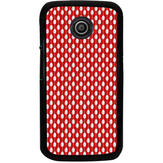 ifasho Animated Pattern design in pearl  Back Case Cover for Moto E