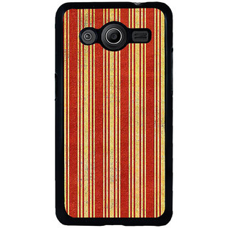 ifasho Design lines pattern Back Case Cover for Samsung Galaxy Core 2 G355H
