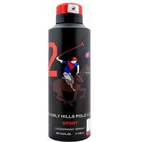 Beverly Hills Polo Club Sports No. 2 Deodorant Spray - 175 Ml