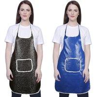 iLiv Kitchen Apron Free size set of 2