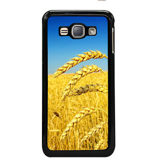 ifasho Rice grown in rice field Back Case Cover for Samsung Galaxy J1 (2016 Edition)