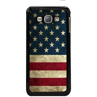 ifasho Country Flag on wooden background Back Case Cover for Samsung Galaxy J1 (2016 Edition)