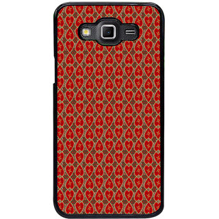 ifasho Modern Art Design Pattern with Lot Of small heart Back Case Cover for Samsung Galaxy Grand 3