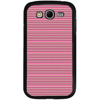 ifasho Animated Pattern of pink lining pattern Back Case Cover for Samsung Galaxy Grand
