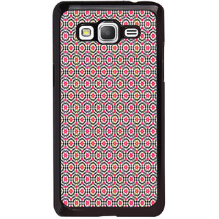ifasho Animated Pattern design many small flowers  Back Case Cover for Samsung Galaxy Grand Prime