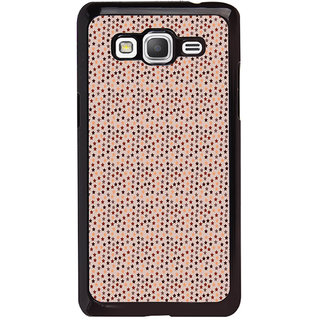 ifasho Animated Pattern colourful littel stars Back Case Cover for Samsung Galaxy Grand Prime