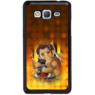 Buy Ifasho Lord Ganesha With Linga Back Case Cover For Samsung