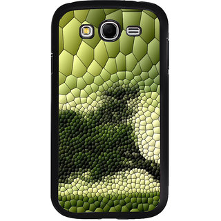 ifasho Modern  Design animated crocodile skin Back Case Cover for Samsung Galaxy Grand 2