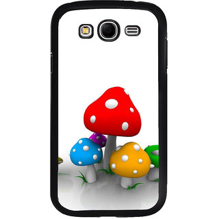 ifasho Mushrooms cartoon Back Case Cover for Samsung Galaxy Grand 2