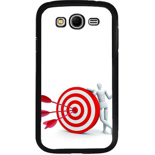 ifasho Hit the bulls eye  Back Case Cover for Samsung Galaxy Grand 2
