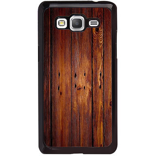 ifasho Animated Royal Pattern with Wooden back ground Back Case Cover for Samsung Galaxy Grand Prime