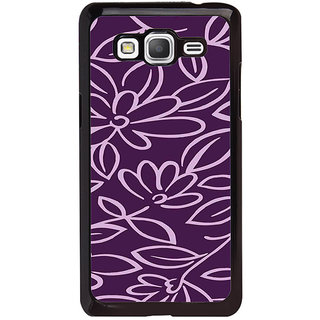 ifasho Animated Pattern colrful traditional design cloth pattern Back Case Cover for Samsung Galaxy Grand Prime